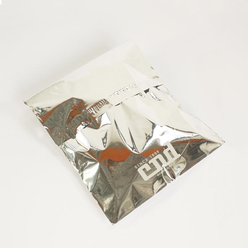 Brintel sobre regalo para calcetines y panty autoadhesivo para envío online metalizado