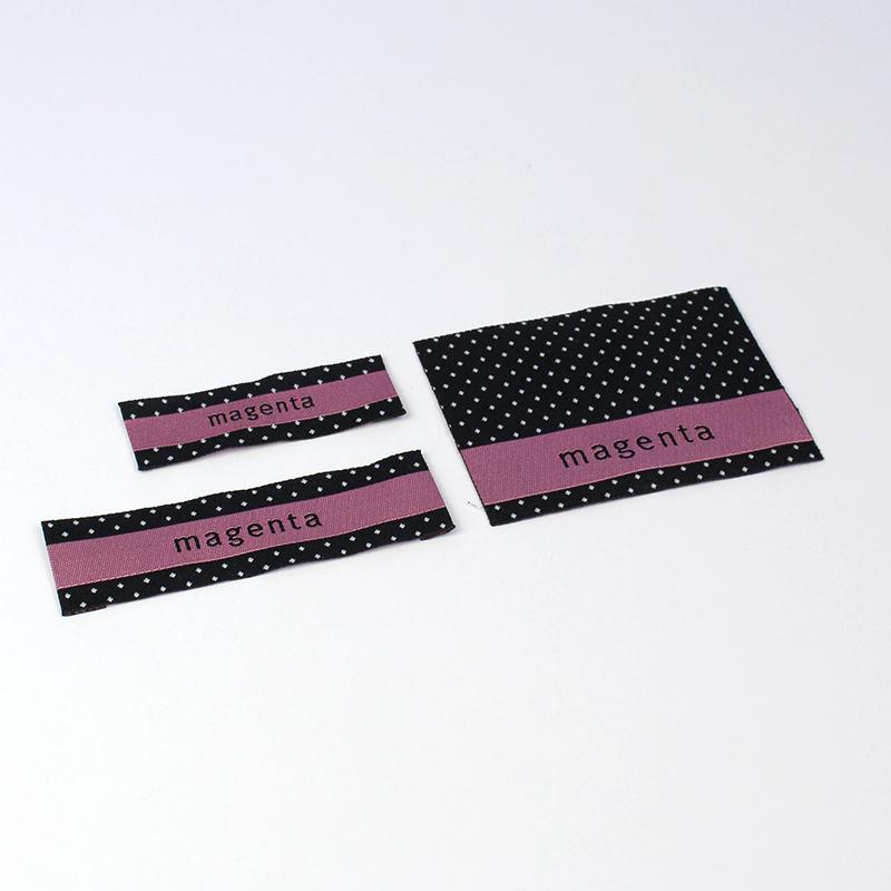Brintel conjunto de etiquetas bordadas cortadas en calor diseño - diseño gráfico - artes gráficas - imprenta - etiquetas - bolsas - packaging - display - imagen - plv