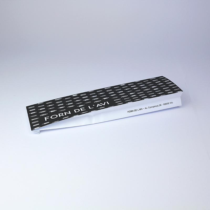 Brintel bolsa funda para pan de papeldiseño - diseño gráfico - artes gráficas - imprenta - etiquetas - bolsas - packaging - display - imagen - plv