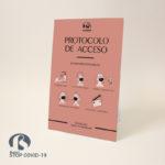display protector protocolo acceso
