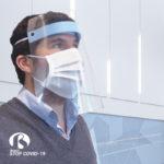 mascara facial proteccion covid 19